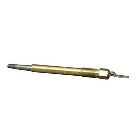 Farmall/IHC Injector Glow Plug 304131R3 - D188, D236, D282, D301 504, 706, 656, 560 - Novarossi Turbo Glow Plug