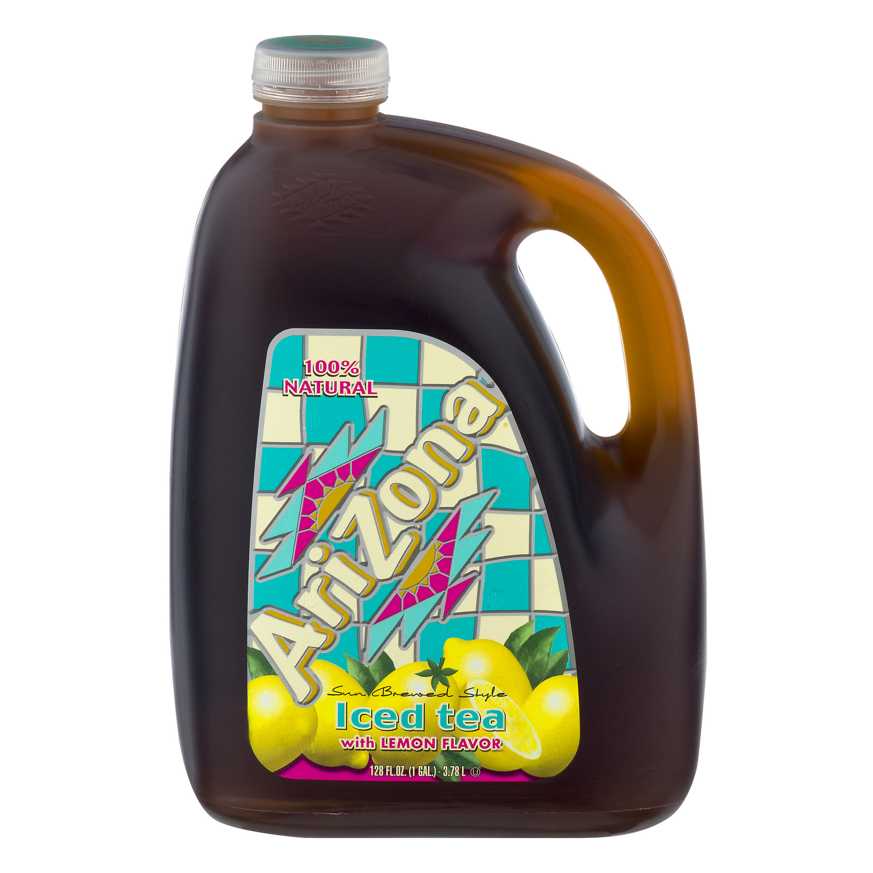 Arizona Iced Tea, Lemon, 1 Gallon, 1 Count