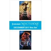 Harlequin Nocturne December 2017 Box Set - eBook