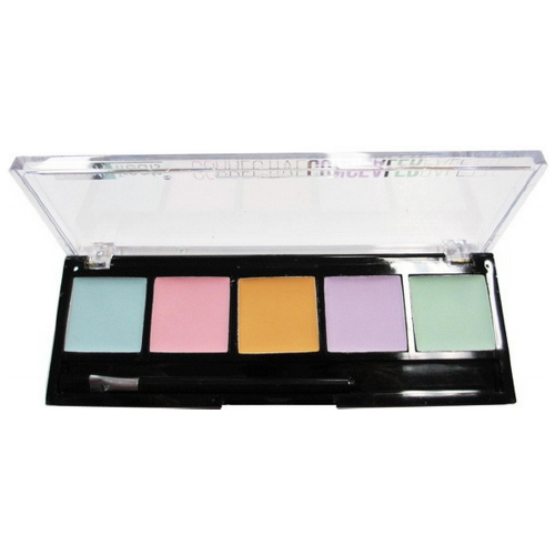 (3 Pack) BEAUTY TREATS Corrective Concealer Palette - Multi