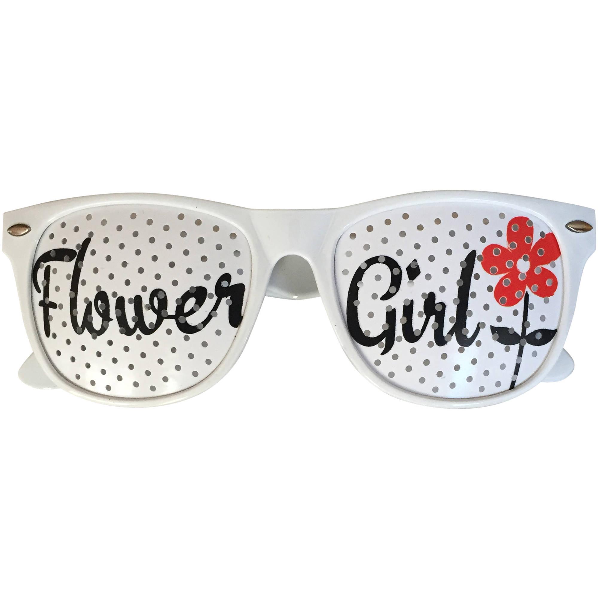 Flower Girl Wedding Party Sunglasses - Walmart.com
