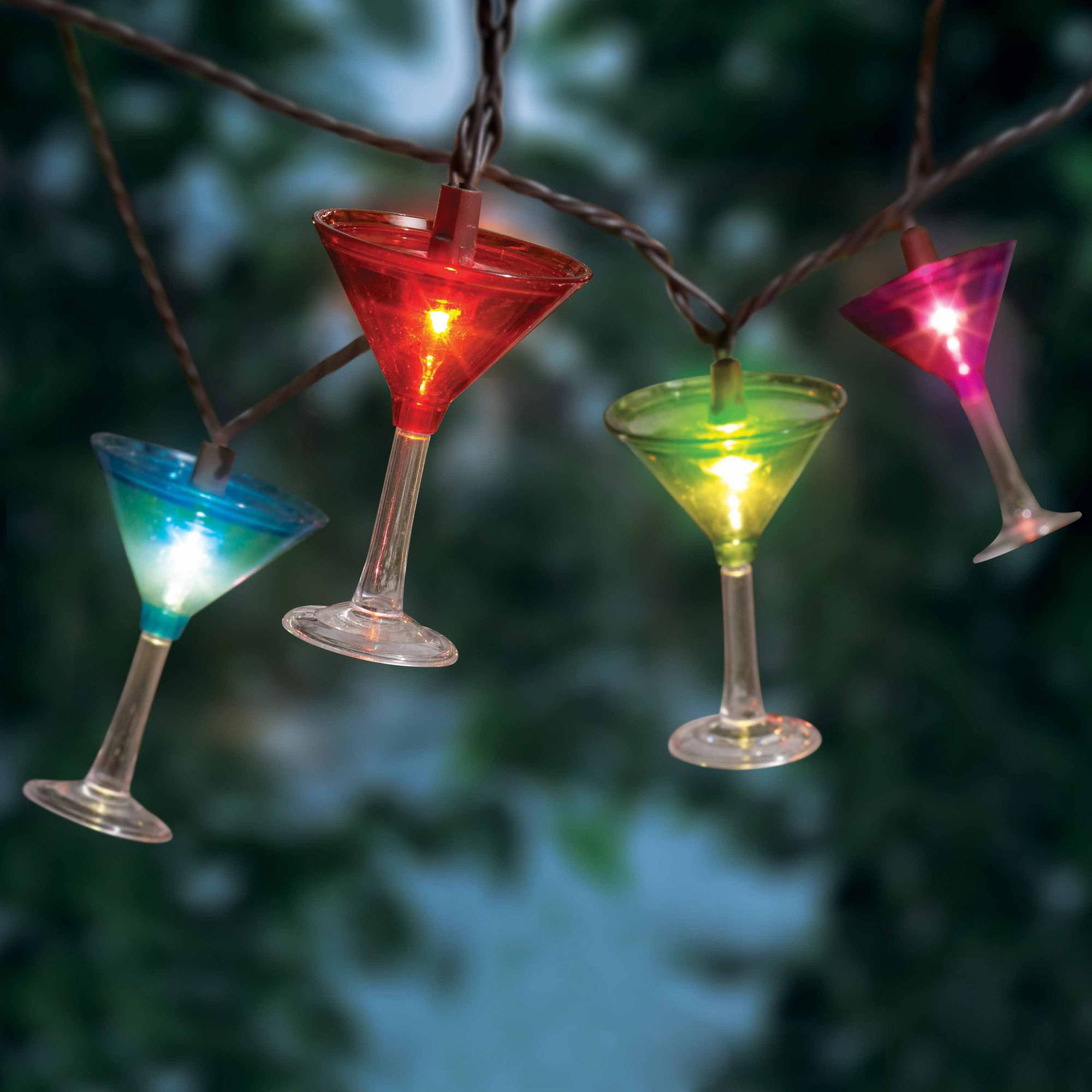 Mainstays Martini String Lights, 10 Count   Walmart.com