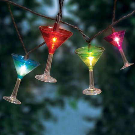 Mainstays Martini String Lights, 10 Count - Walmart.com