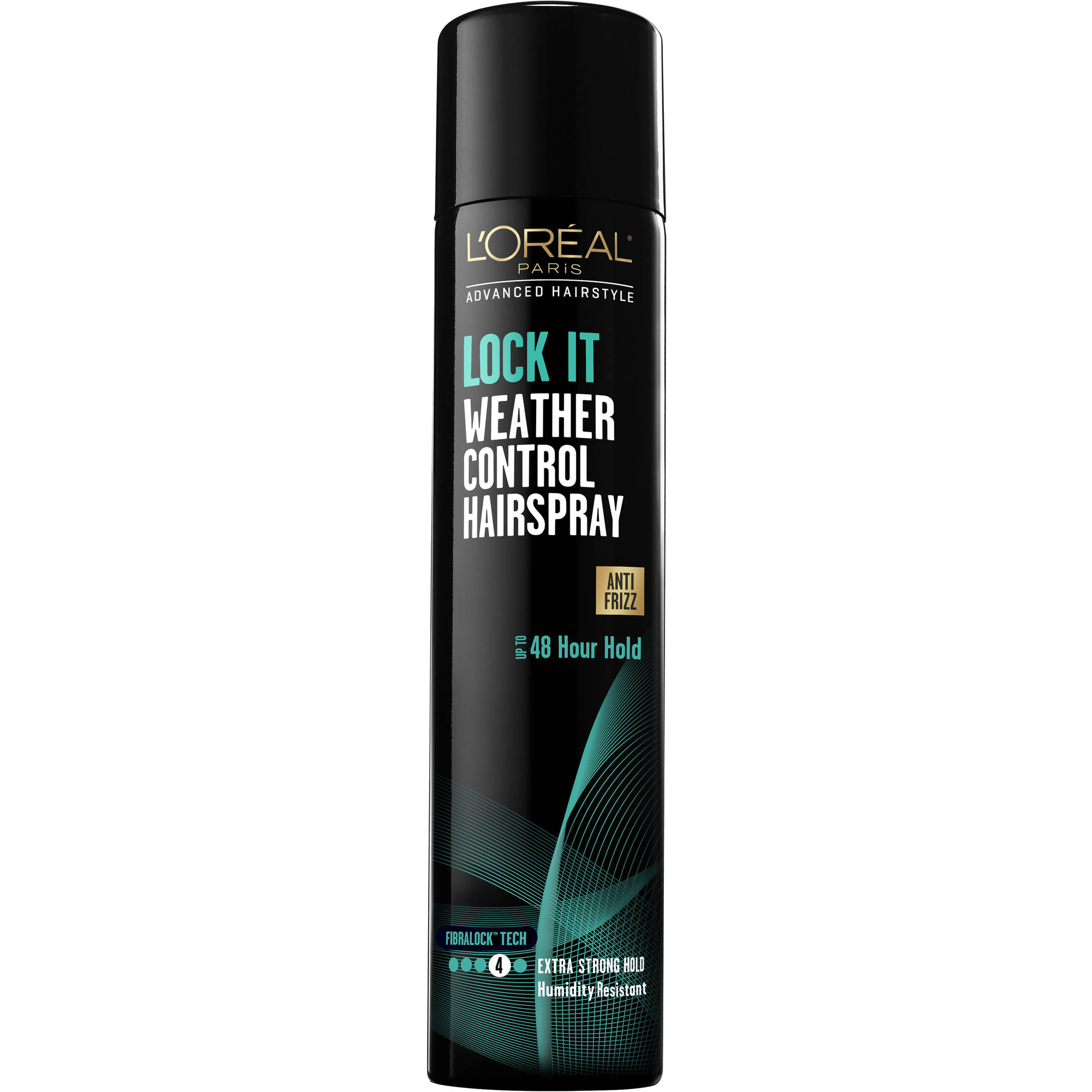 L'Oreal Paris Advanced Hairstyle LOCK IT Weather Control Hairspray 8.25 OZ