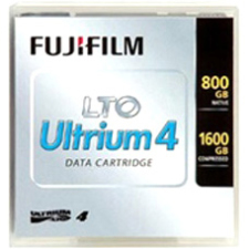 Fujifilm 26247007 Ultrium-4 Data Tape Cartridge
