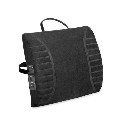 Advantus Massage Lumbar Cushion With Heat AVT602802MR05