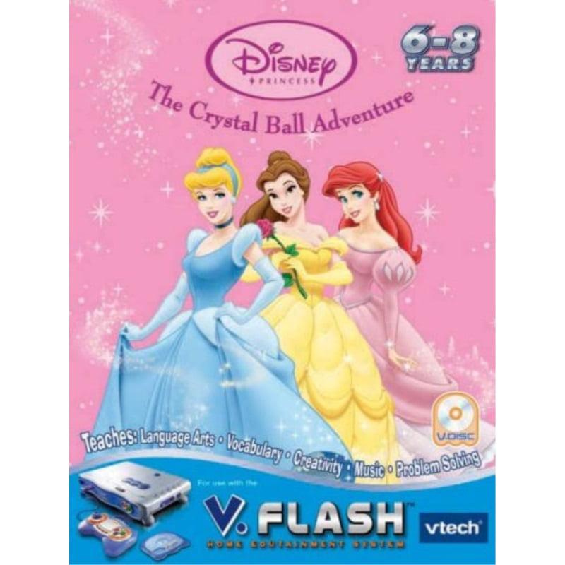 VTech V.Flash Disney Princesses Cartridge
