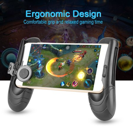 Handle Cover Set - Ymiko Retractable Phone Gamepad Gaming Controller Joystick Extended Handle Grip Cover Holder