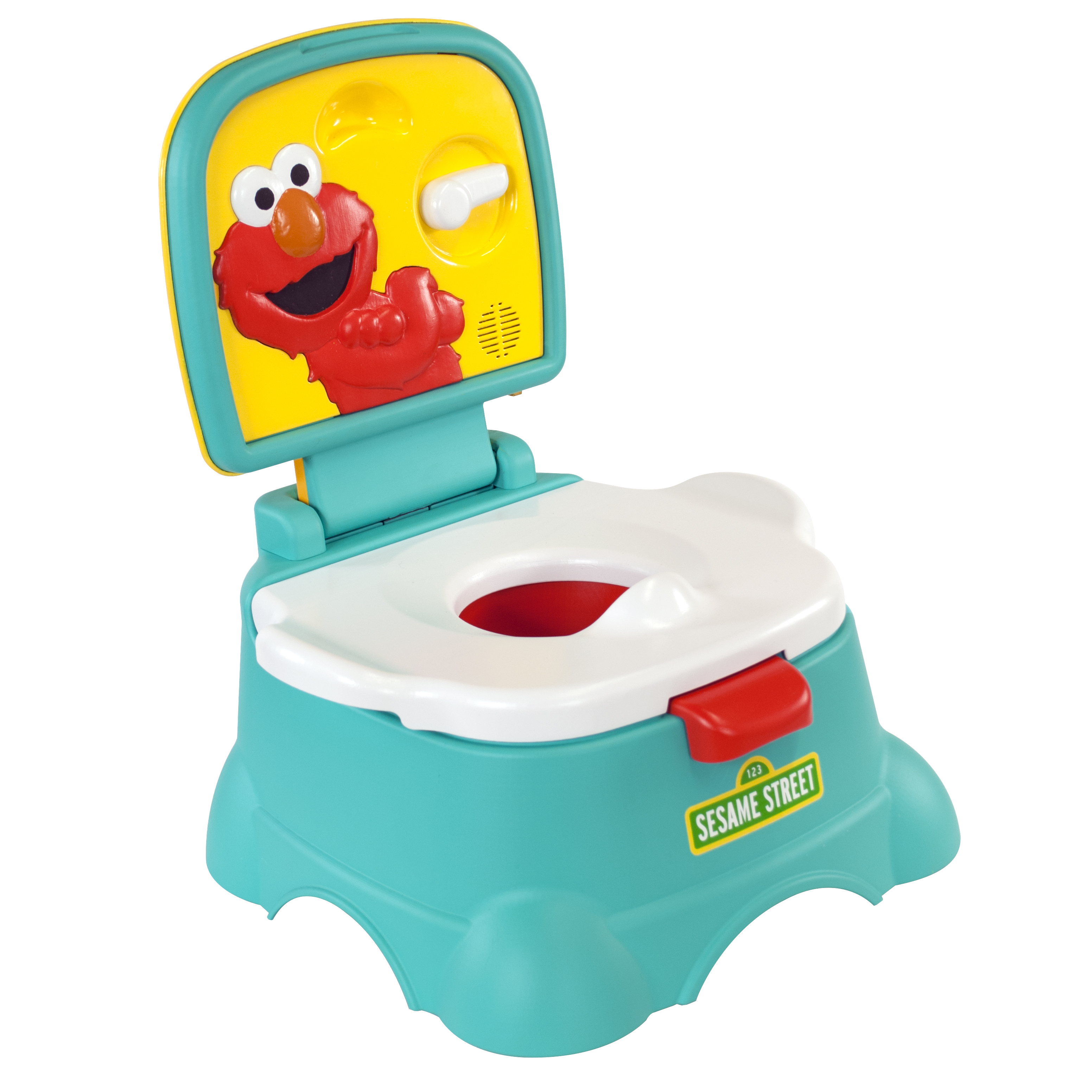 Sesame Street Elmo Hooray 3 In 1 Potty