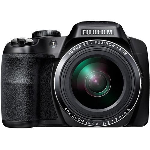 FUJIFILM S8200 Digital Camera with 16 Megapixels and 40x Optical Zoom