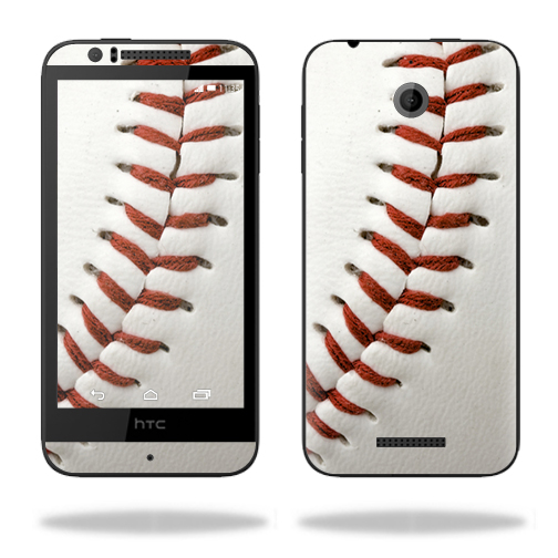 MightySkins Protective Vinyl Skin Decal for HTC Desire 510 wrap cover sticker skins Baseball