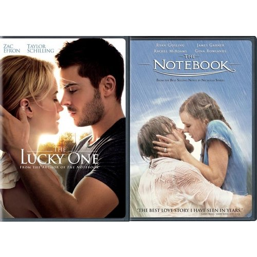 The Lucky One / The Notebook (Widescreen)