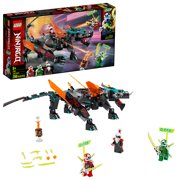 LEGO NINJAGO Empire Dragon 71713 Ninja Hero Building Toy Ages 8 and up (286 Pieces)
