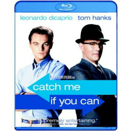 Catch Me If You Can  Blu Ray