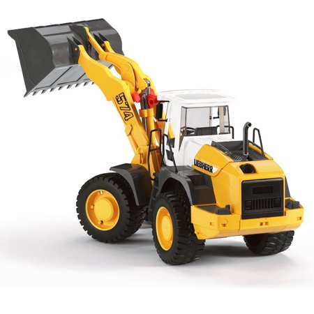 Bruder - 02430 | Construction: Liebher Articulated Road Loader L574 - image 1 of 5