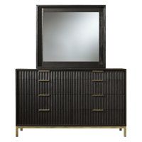 Modus Kentfield 8-Drawer Dresser with Optional Mirror