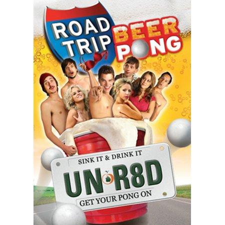 Road Trip: Beer Pong (DVD) (Detour My Bipolar Road Trip In 4 D)