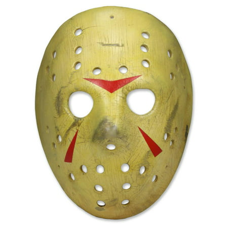 Friday the 13th - Prop Replica - Part 3 Jason Mask](Jason Part 7 Mask)