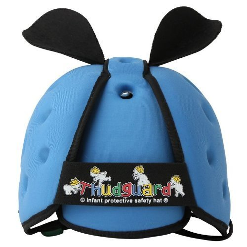 Thudguard Baby Safety Helmet Blue by ThudGuard