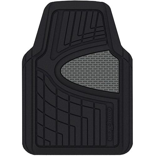 Goodyear Rubber Floor Mats, 4pk