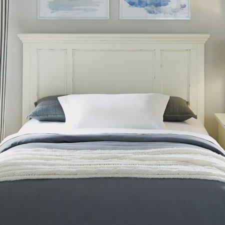 Queen/Full Dover Headboard White - Home Styles