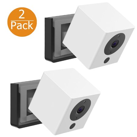 Wall Mount Holder Bracket Ceiling Mount Full Install Kit for Wyze Cam HD -