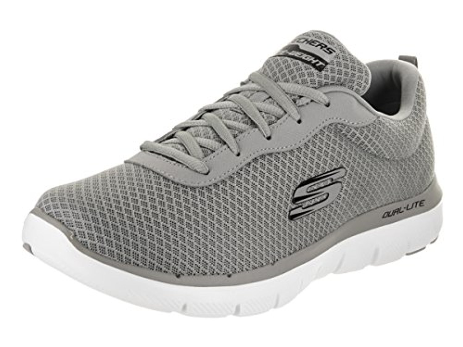 a361fa36ed6f Skechers Men s Flex Advantage 2.0 - Dayshow Casual Shoe 11 - Walmart.com