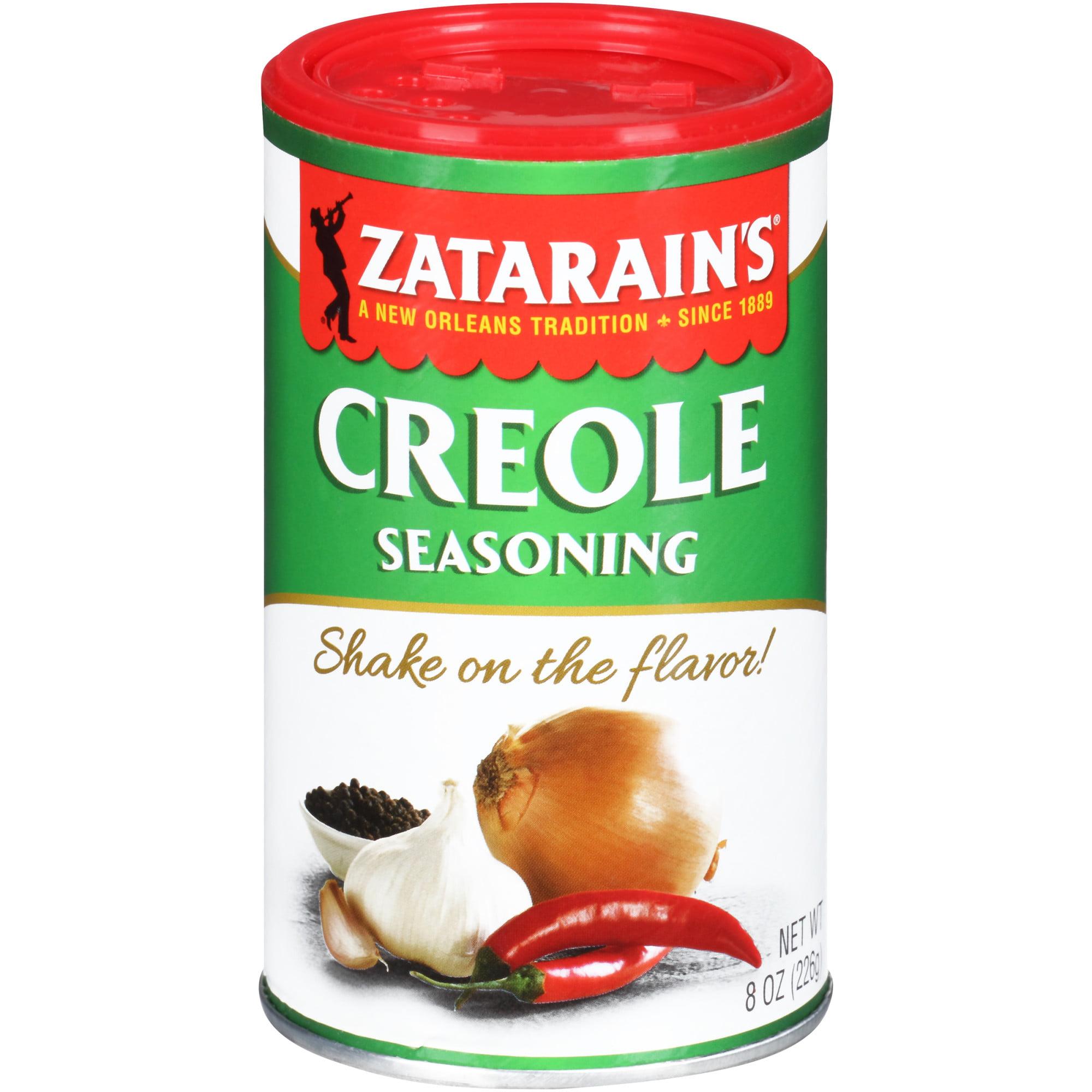 (24 Pack) Zatarain's New Orleans Style Creole Seasoning, 8 oz