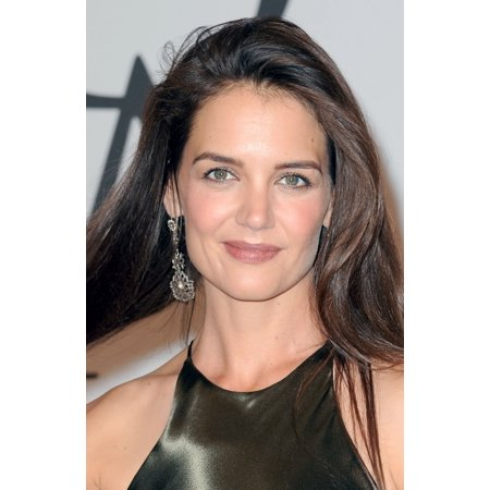 Katie Holmes At Arrivals For 2015 Cfda Fashion Awards Canvas Art     16 X 20
