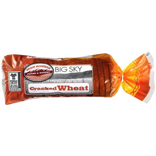 Wheat Montana Farms & Bakery Big Sky Cracked Wheat Bread, 24 oz