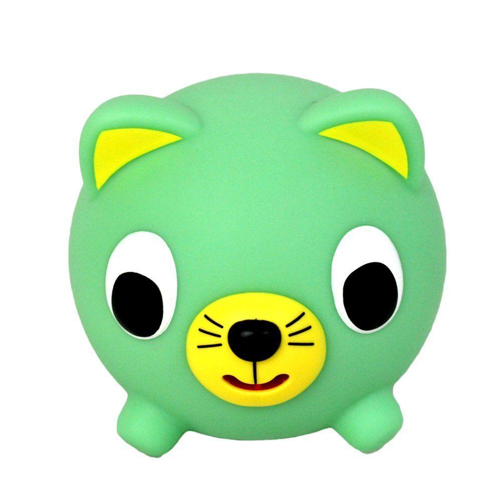 Green Cat Squeeze Fidget Toy