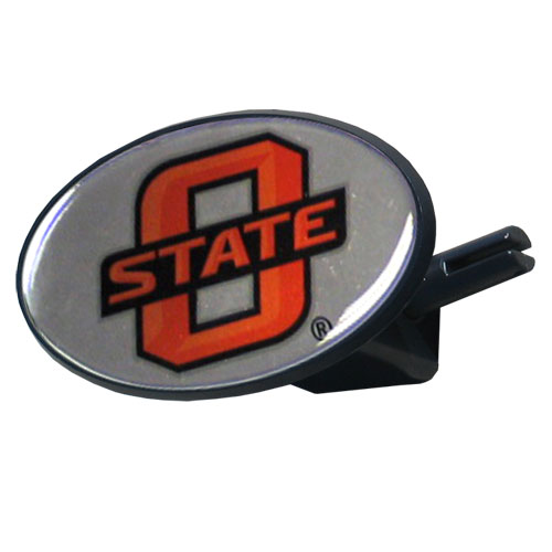 Oklahoma State Plastic Hitch Cover
