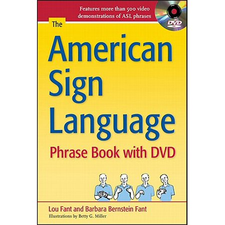 Easter Phrases (The American Sign Language Phrase Book)