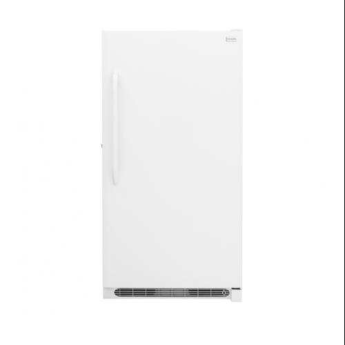 frigidaire fffh20f2qw 34u0026quot upright freezer with 202 cu ft capacity frostfree - Frigidaire Upright Freezer
