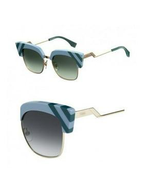 581c483140d Product Image Sunglasses Fendi Ff 241  S 0MVU Azure   9K gray green lens