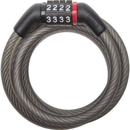 Bell Bicycle Combination Cable Lock 5' Watchdog 100, (Best Bike Chain Lock 2019)
