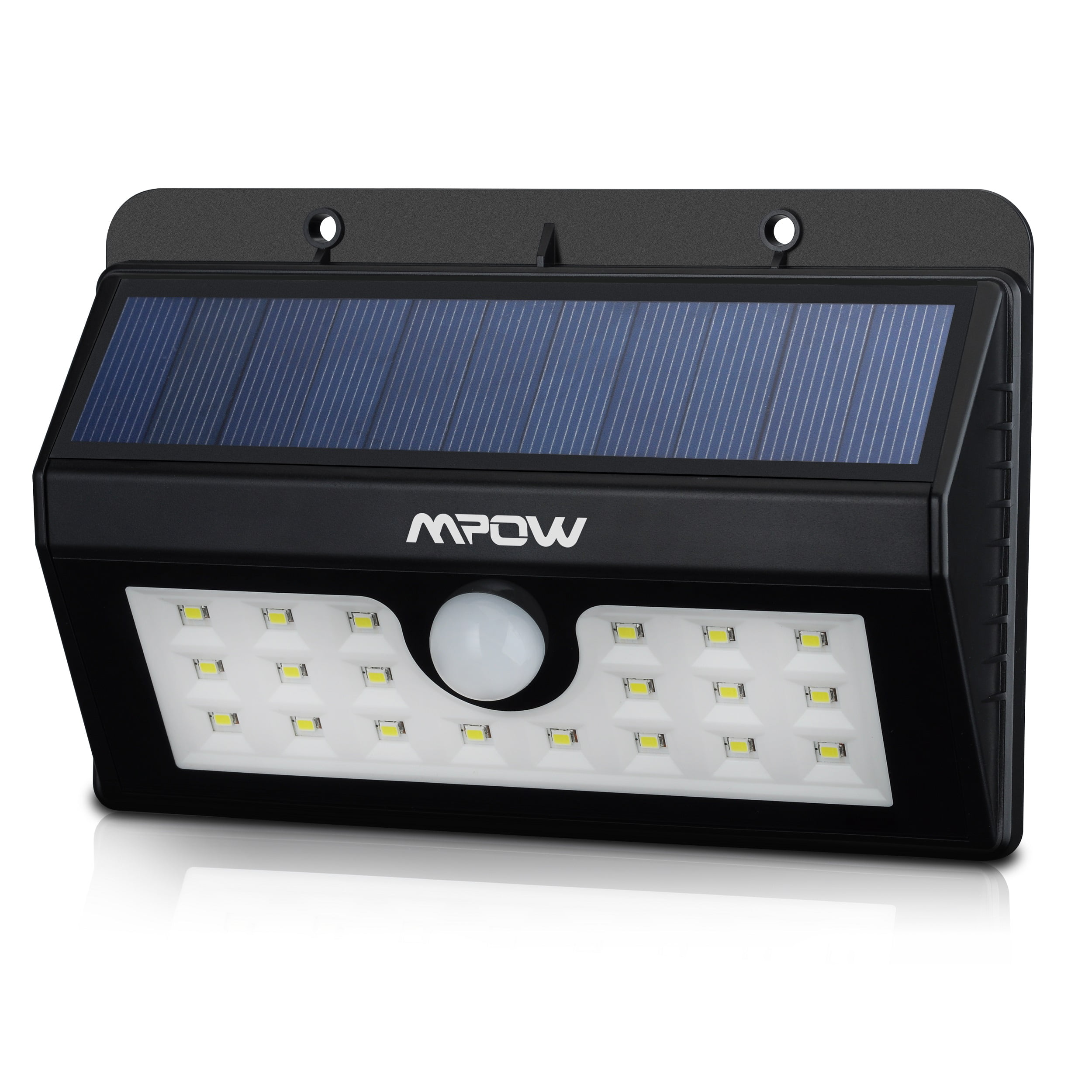Mpow Super Bright 20 Led Solar Ed Wireless Weatherproof Outdoor Light Motion With 3 Intelligent Modes