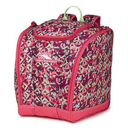 07a5b3284e High Sierra Junior Trapezoid Boot Bag - Walmart.com