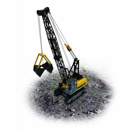 Mobile Engine Crane (Hobby Engine 0705C Premium Label Crawler Crane 2.4GHz 1:12 RTR RC Construction)