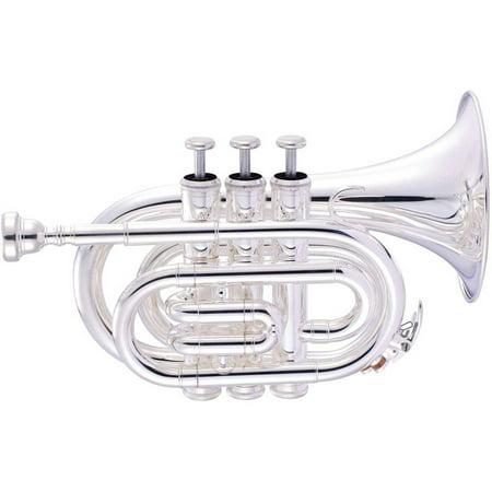 Ravel RPKT1 Pocket Trumpet - (Best Holton Pocket Trumpets)
