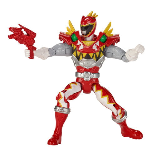 Power Rangers Dino Super Charge T-Rex Super Charge Red Ranger by Bandai America