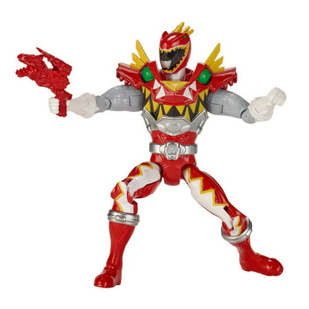 - Power Rangers Dino Super Charge T-Rex Super Charge Red Ranger