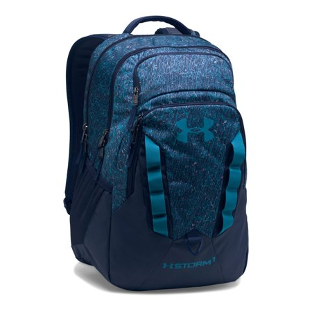 Under Armour Storm Recruit Backpack Midnight Navy/Bayou Blue (Cinch Pack Under Armour)