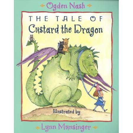 The Tale of Custard the Dragon for $<!---->