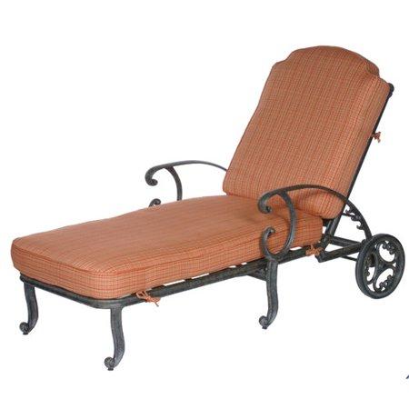 Meadow Decor Athena Single Chaise Lounge Walmart Com