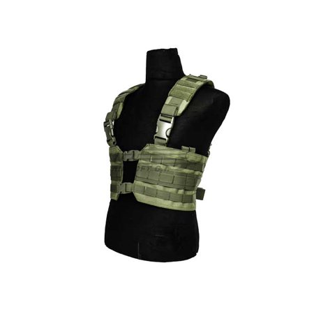 Condor Outdoor Ronin Chest Rig Color- Od Green (Airsoft Chest Rigs)