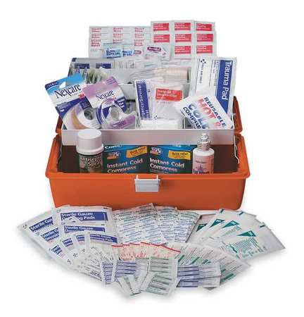 FIRST AID ONLY FA-504 First Aid Response Kit