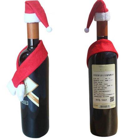 New Santa Claus Gift Bag Candy Gift Bag Xmas Tree Party Decoration