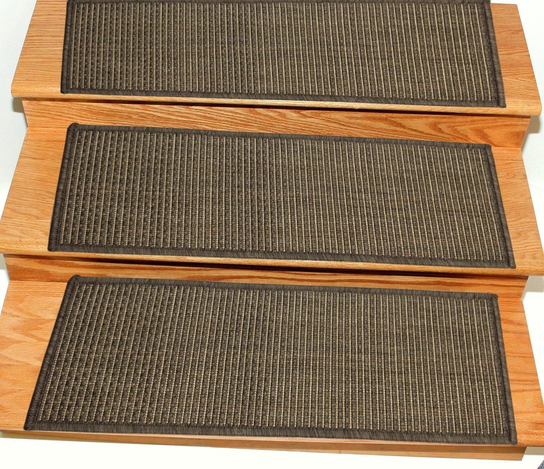 Indoor Carpet Stair Treads | Zef Jam