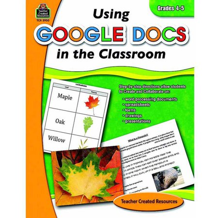 Teacher Created Resources Using Google Docs In The Classroom  Grades 4 To 5